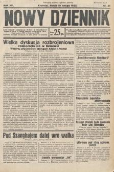 Nowy Dziennik. 1932, nr41