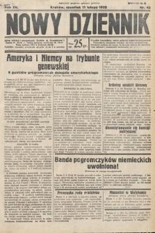 Nowy Dziennik. 1932, nr42