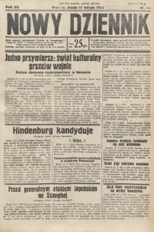 Nowy Dziennik. 1932, nr48