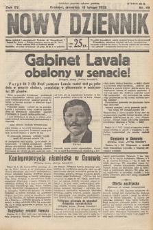 Nowy Dziennik. 1932, nr49