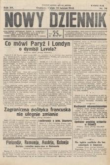 Nowy Dziennik. 1932, nr50