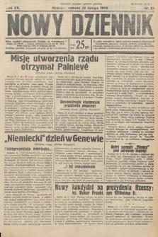 Nowy Dziennik. 1932, nr51