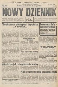 Nowy Dziennik. 1932, nr53