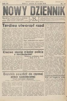 Nowy Dziennik. 1932, nr54