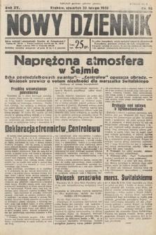 Nowy Dziennik. 1932, nr56