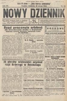 Nowy Dziennik. 1932, nr59