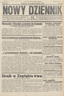 Nowy Dziennik. 1932, nr63