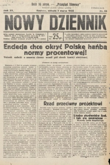 Nowy Dziennik. 1932, nr65