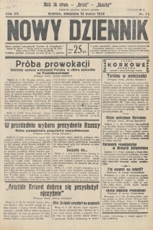 Nowy Dziennik. 1932, nr73