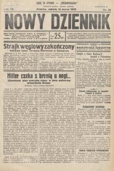 Nowy Dziennik. 1932, nr78