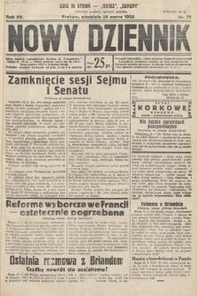Nowy Dziennik. 1932, nr79