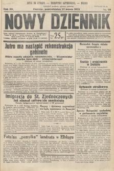Nowy Dziennik. 1932, nr80