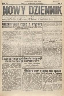 Nowy Dziennik. 1932, nr81