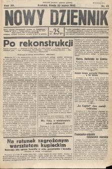 Nowy Dziennik. 1932, nr82