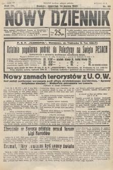 Nowy Dziennik. 1932, nr83