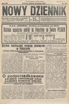 Nowy Dziennik. 1932, nr84