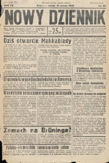 Nowy Dziennik. 1932, nr87