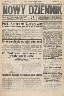Nowy Dziennik. 1932, nr88