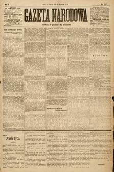 Gazeta Narodowa. 1905, nr5