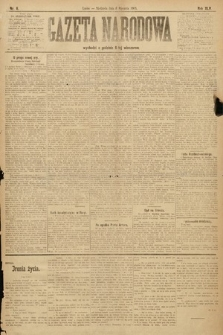 Gazeta Narodowa. 1905, nr6
