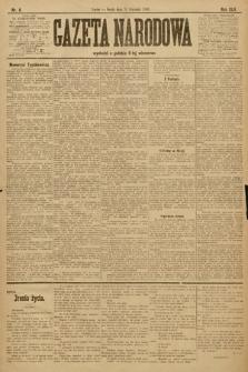 Gazeta Narodowa. 1905, nr8