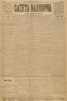 Gazeta Narodowa. 1905, nr9