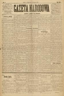 Gazeta Narodowa. 1905, nr11