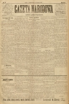 Gazeta Narodowa. 1905, nr12