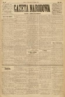 Gazeta Narodowa. 1905, nr14