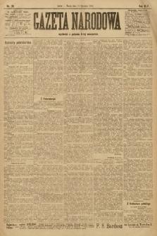 Gazeta Narodowa. 1905, nr20