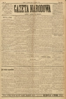 Gazeta Narodowa. 1905, nr21