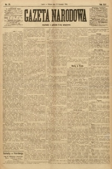 Gazeta Narodowa. 1905, nr23