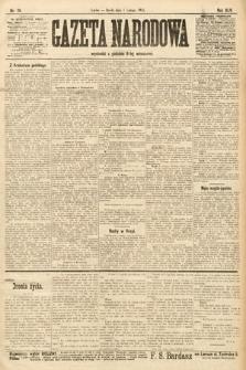 Gazeta Narodowa. 1905, nr26