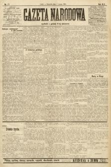 Gazeta Narodowa. 1905, nr27