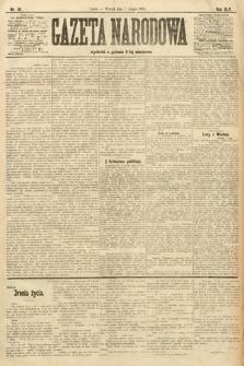 Gazeta Narodowa. 1905, nr30