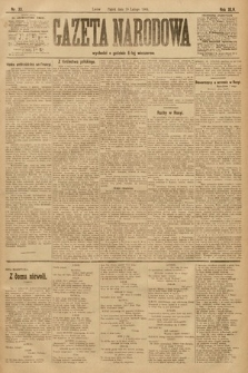 Gazeta Narodowa. 1905, nr33