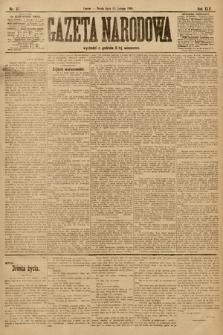 Gazeta Narodowa. 1905, nr37