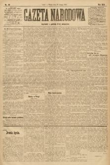 Gazeta Narodowa. 1905, nr40