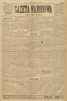 Gazeta Narodowa. 1905, nr41