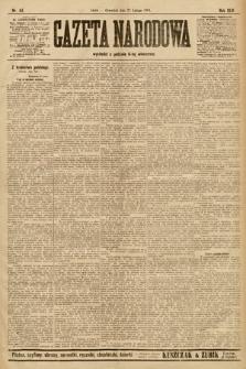 Gazeta Narodowa. 1905, nr44