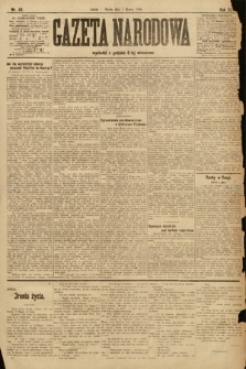 Gazeta Narodowa. 1905, nr49