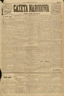 Gazeta Narodowa. 1905, nr51