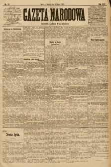 Gazeta Narodowa. 1905, nr52