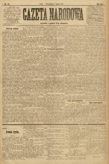 Gazeta Narodowa. 1905, nr54