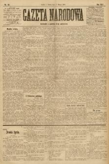 Gazeta Narodowa. 1905, nr58