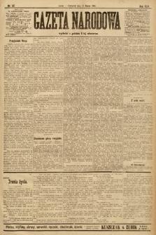 Gazeta Narodowa. 1905, nr62