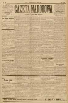 Gazeta Narodowa. 1905, nr65