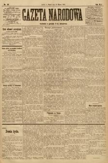 Gazeta Narodowa. 1905, nr69