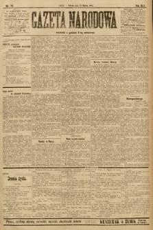 Gazeta Narodowa. 1905, nr70