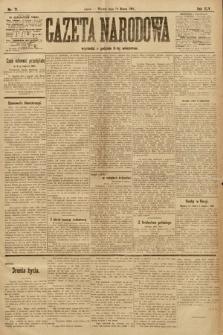 Gazeta Narodowa. 1905, nr71